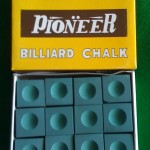 PIONEER BILLIARD CHALK: