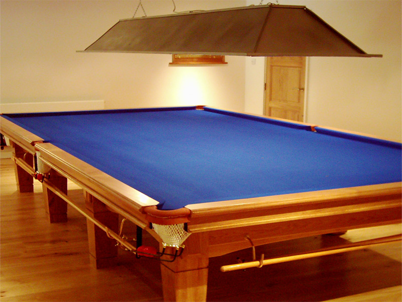 Snooker Table Recovering County Leisure - Billiard table recovering