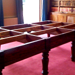 Snooker Table Dismantle and Move: