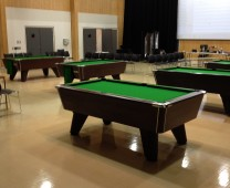 Pool Table Removal – Re-Installation: